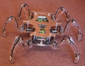 Robot Messor