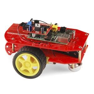 RaspiRobotBoard fot. Sparkfun
