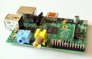 Raspberry Pi B (dla porównania)