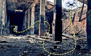 Drony DARPA zwinne jak jastrzębie