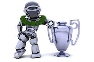 5 robotów, które odnalazły się w sporcie #1