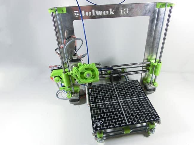 Złożona drukarka
