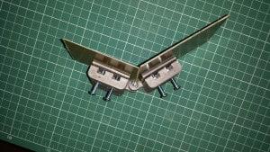 Zmontowane narzędzie