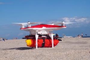 Połączenie quadrocoptera i druku 3D, które uratuje życie