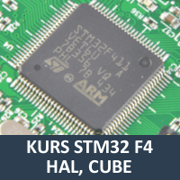 Kurs programowania STM32 F4, HAL i Cube