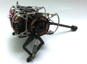 Roboty, które chcą naśladować myszoskoczki