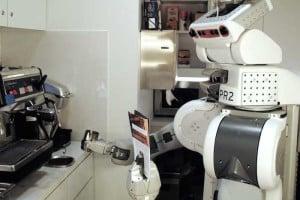 Robot, który przeczyta instrukcję i obsłuży ekspres do kawy