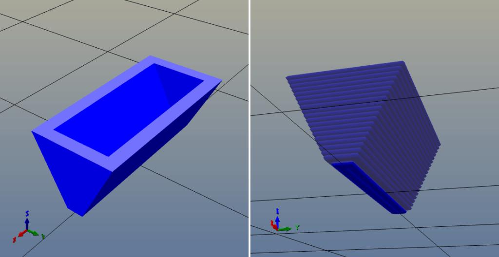 Model-box