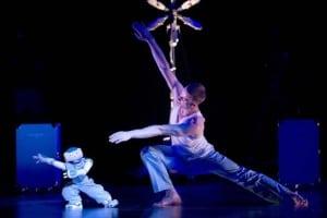 Robot w balecie, czyli jak Nao podbił tańcem Brooklyn