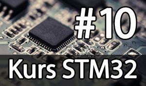 Kurs STM32 – #10 – SPI w praktyce, wyświetlacz graficzny