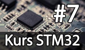 Kurs STM32 – #7 – Liczniki (timery) w praktyce, PWM