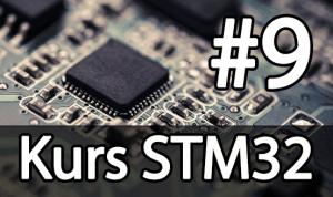 Kurs STM32 – #9 – SPI w praktyce, ekspander I/O