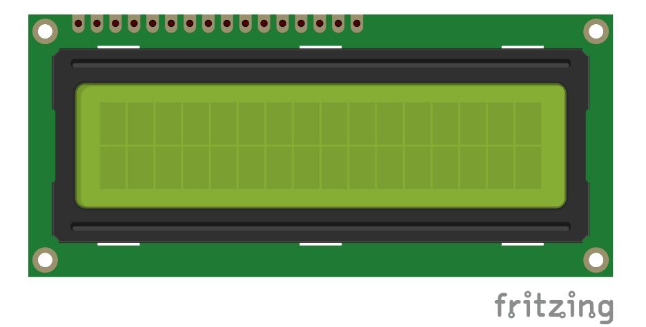 Kurs arduino wyświetlacz tekstowy lcd