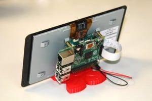 Oficjalny wyświetlacz do Raspberry Pi już dostępny!