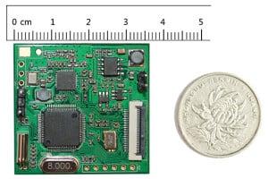 Vigek IOT Core – tani moduł STM32 z kamerą