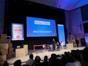 Dale Dougherty opowiada o Maker Faire.