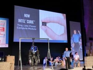 Maker Faire 2015 – Konferencja otwierająca, premiera Intela