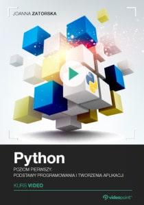 Okładka kursu Pythona
