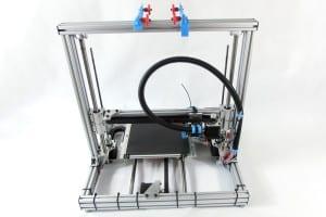 Drukarka 3D – GATE od 3Novatica, testy podkładki BuildTak