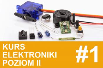 Kurs elektroniki II – #1 – spis treści