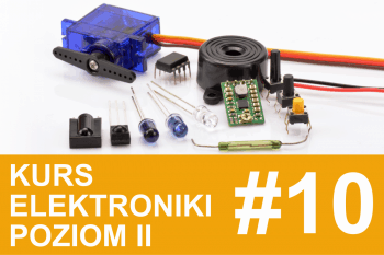 Kurs elektroniki II – #10 – przetwornice impulsowe