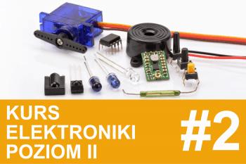 Kurs elektroniki II – #2 – komparatory napięcia