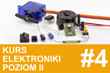 Kurs elektroniki II – #4 – układ Darlingtona