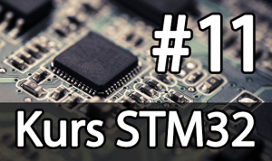Kurs STM32 – #11 – I2C w praktyce, pamięć eeprom