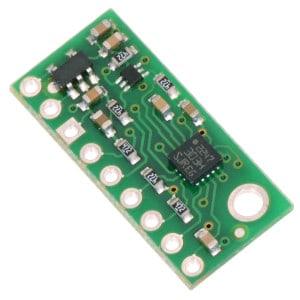 Moduł LSM303D wykorzystywany w tej części. Źródło: POLOLU - producent.