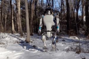 ATLAS – nowa generacja robota wychodzi na zewnątrz