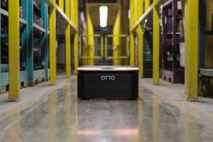 Clearpath przedstawia mniejszą wersję robota OTTO