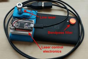 MIT prezentuje laserowy dalmierz do smartfonów
