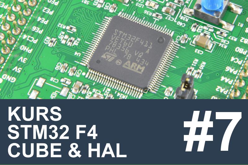 Kurs STM32 F4 – #7 – Komunikacja przez UART • FORBOT