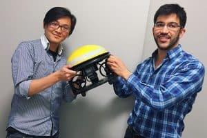 SeaDrone mały i niedrogi robot podwodny