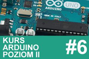 Kurs Arduino II – #6 – wyświetlacze 7-segmentowe