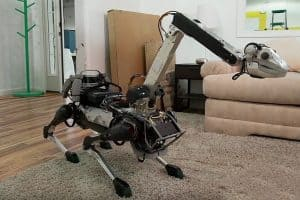 SpotMini, to nowy czworonóg od Boston Dynamics