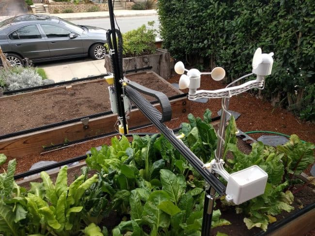 Konstrukcja FarmBota