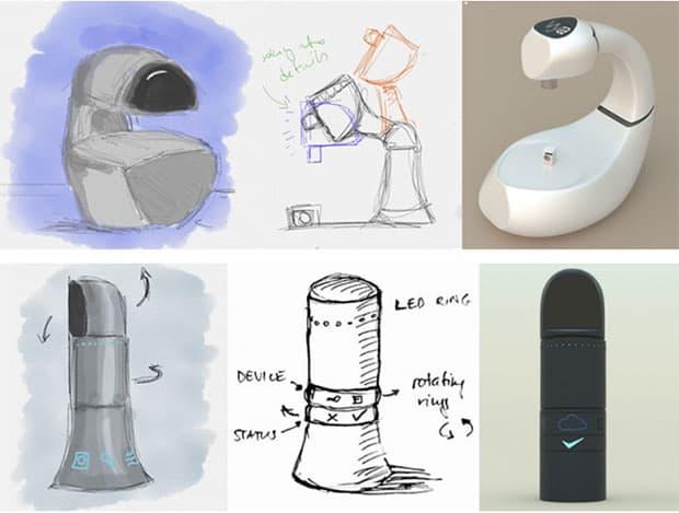 Proces projektowania Vyo.