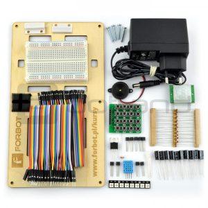Komplet elementów do kursu Arduino 2.