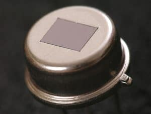 Sensor ruchu PIR.