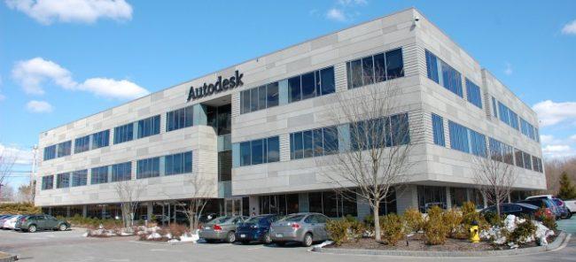 Siedziba firmy Autodesk.