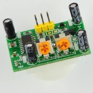 PIR HC-SR501 - potencjometry.