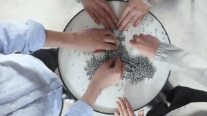 Projektanci i artyści tworzą za pomocą kodowania