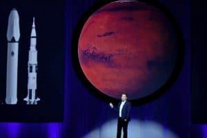 Elon Musk pokazał jak przebiegnie wyprawa na Marsa