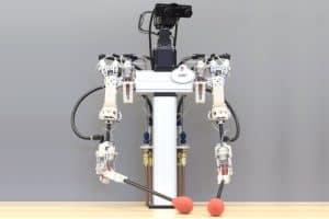 Płynne ruchy robota od Disney'a
