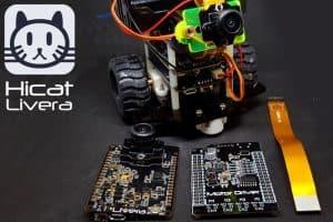 Hicat.livera – system wizyjny dla robotów