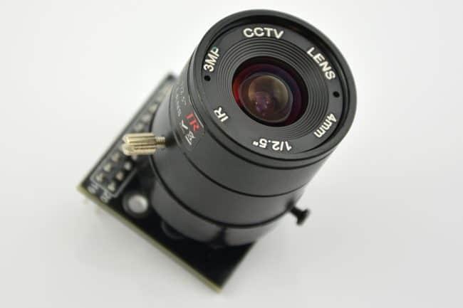 Moduł kamery OV5642 5MPx.