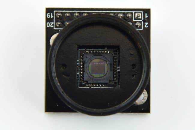 Przetwornik kamery OV5642 5MPx.