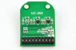 ArduCam OV2640 2MPx – tył.