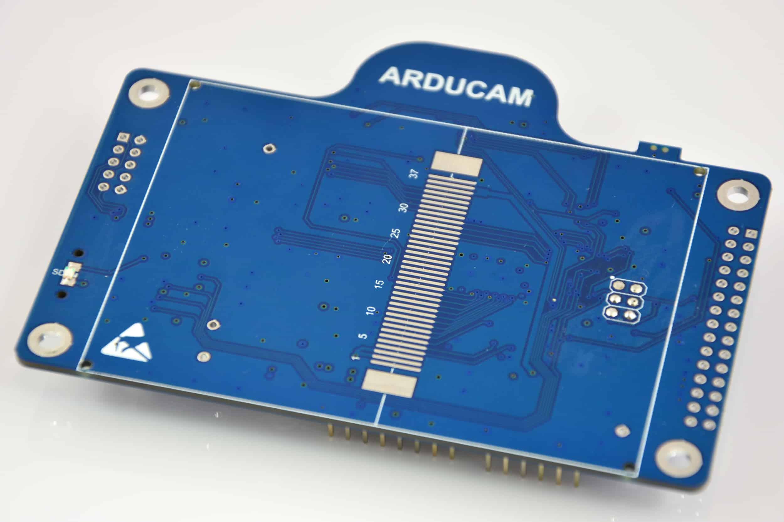 Podłączenie Arduino i2c